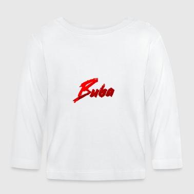 Mote Buba - Langarmet baby-T-skjorte