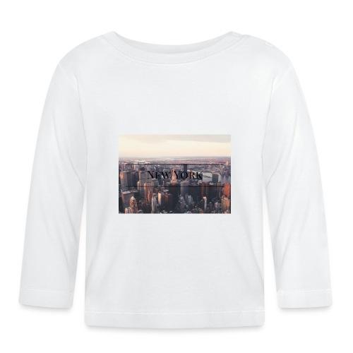 spreadshirt - T-shirt manches longues Bébé