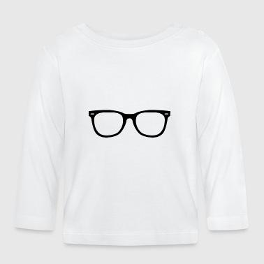 mote - Langarmet baby-T-skjorte