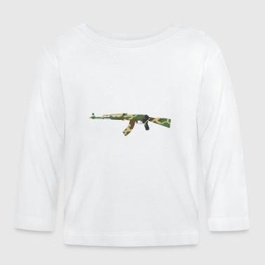 AK47 Camouflage - Vauvan pitkähihainen paita