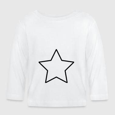 Star - Baby Long Sleeve T-Shirt