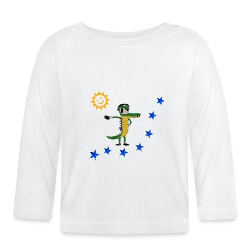 Croco - T-shirt manches longues Bébé