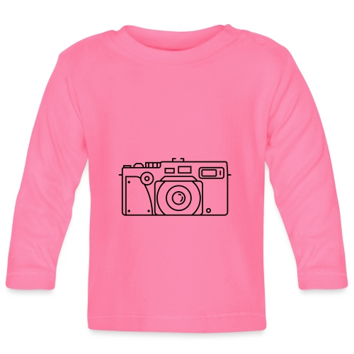 fuji tx 2 - Baby Long Sleeve T-Shirt