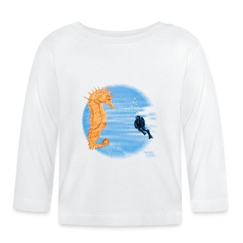 Zeepaardje - T-shirt manches longues Bébé