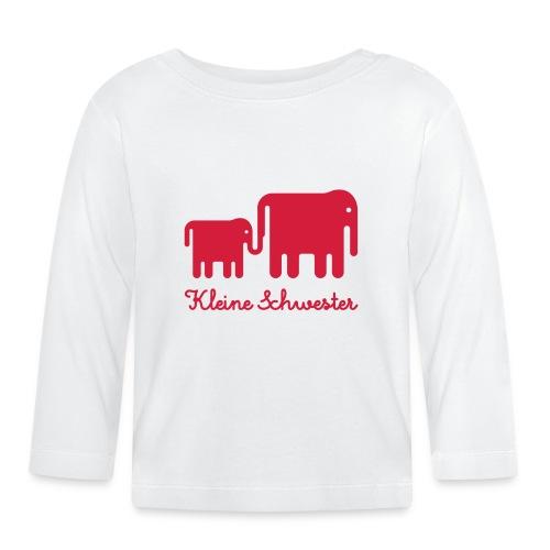 Elefant KS - Baby Langarmshirt
