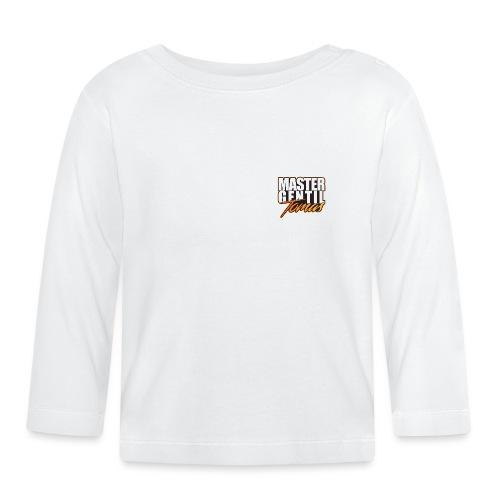 master gentil tomas logo - T-shirt manches longues Bébé