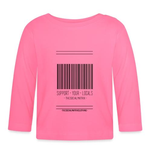 STEUN JE LOKAAL - T-shirt
