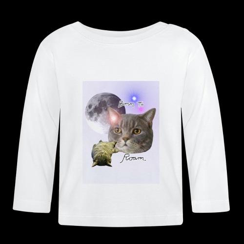 Epic Sieni Shirt - Vauvan pitkähihainen paita