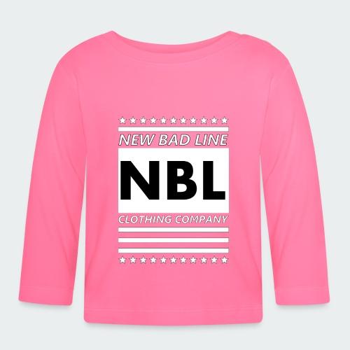 Męska Koszulka Premium New Bad Line - Koszulka niemowlęca z długim rękawem