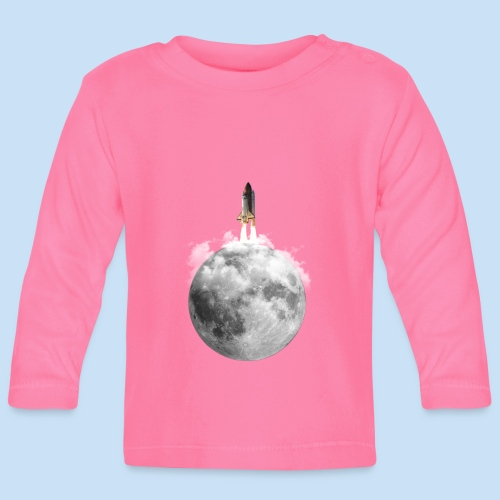 Mondrakete - Baby Langarmshirt