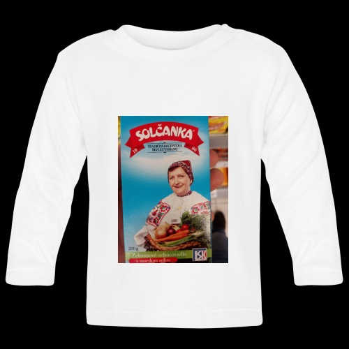 Babushka's fines - Baby Long Sleeve T-Shirt