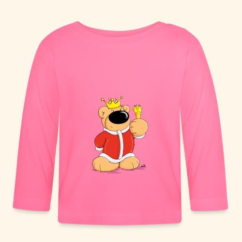 Der Bärenkönig - Baby Langarmshirt