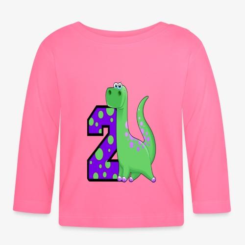 Due - Maglietta a manica lunga per bambini