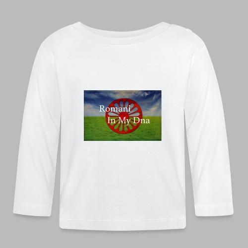 flagromaniinmydna - Långärmad T-shirt baby
