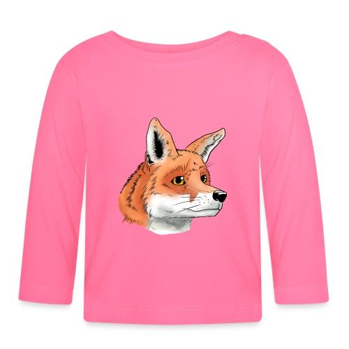 Fuchs - Baby Langarmshirt