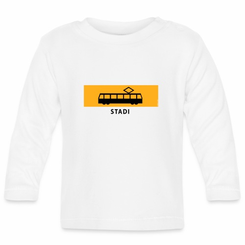 RATIKKA PYSÄKKI KYLTTI STADI T-paidat ja vaatteet - Vauvan pitkähihainen paita