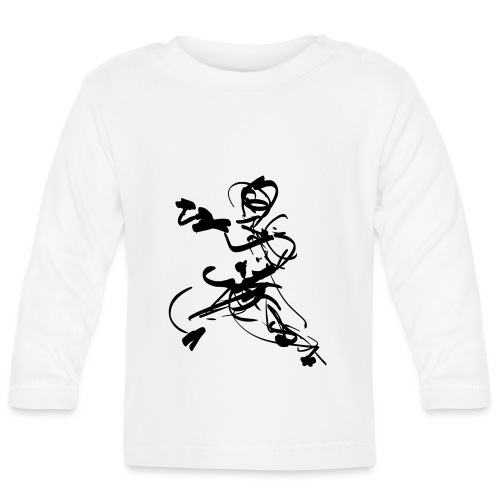 mantis style - Baby Long Sleeve T-Shirt