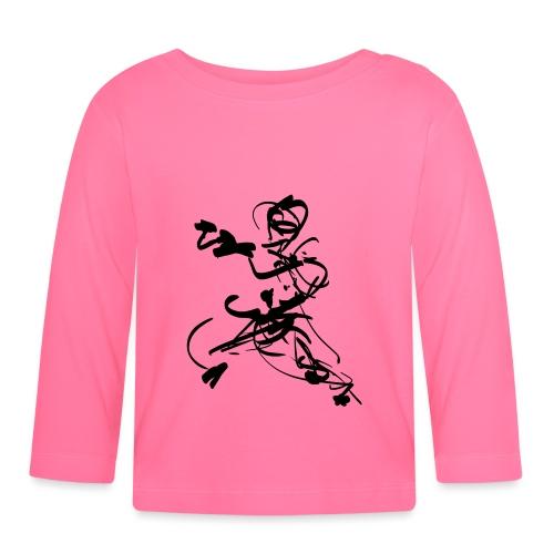 mantis style - Baby Long Sleeve T-Shirt