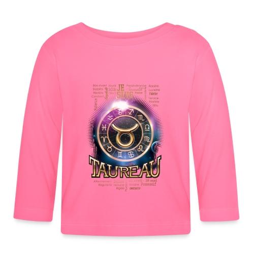 TAUREAU - T-shirt manches longues Bébé