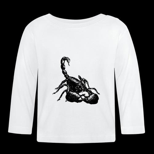 Nether Scorpion - Maglietta a manica lunga per bambini