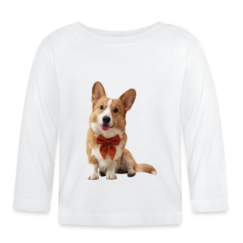 Bowtie Topi - Baby Long Sleeve T-Shirt