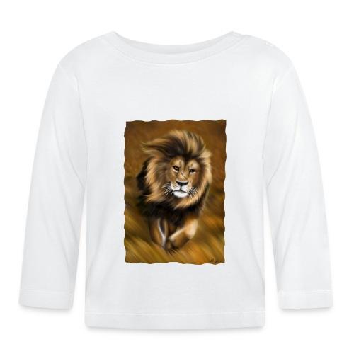 Il vento della savana - Maglietta a manica lunga per bambini