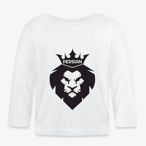 Persian Lion - Baby Langarmshirt