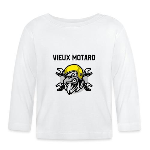 bikers 4 - T-shirt manches longues Bébé