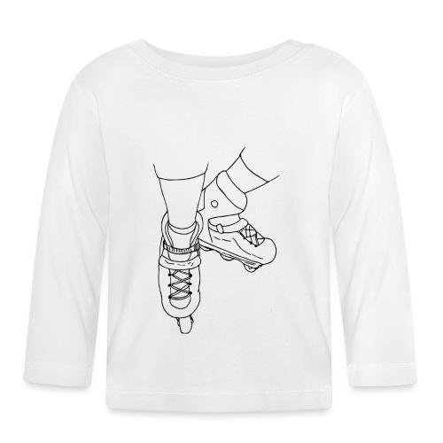 Rollerblade - Maglietta a manica lunga per bambini