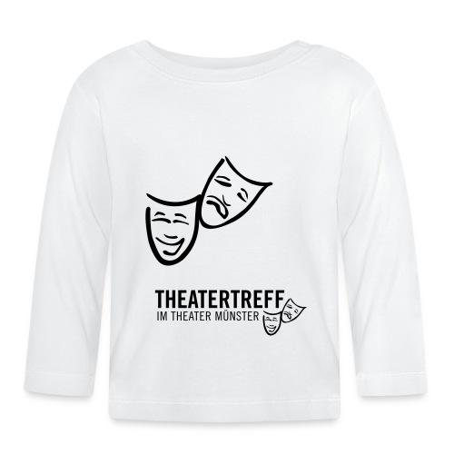 logo_tt - Baby Langarmshirt