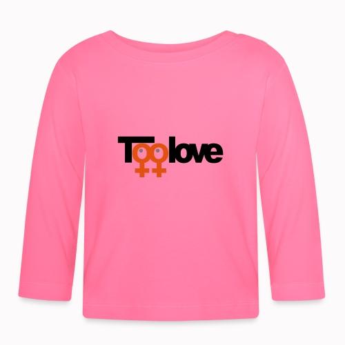 toolove mm - Maglietta a manica lunga per bambini