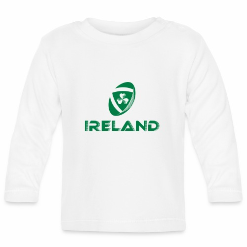 Rugby Ireland Centre - Baby Long Sleeve T-Shirt