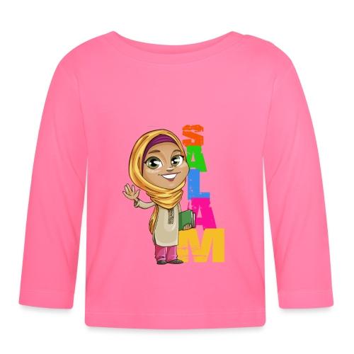 SALAM N 3 Féminin - T-shirt manches longues Bébé