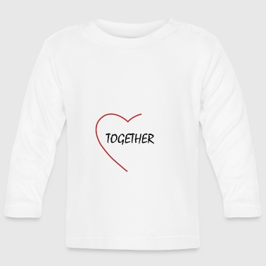 tillsammans - Långärmad T-shirt baby