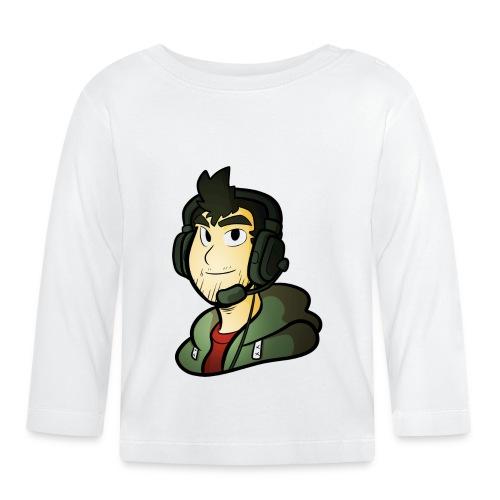 Gamer / Caster - Baby Long Sleeve T-Shirt