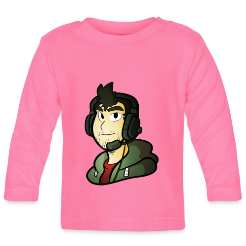 Gamer / Caster - Baby Long Sleeve T-Shirt