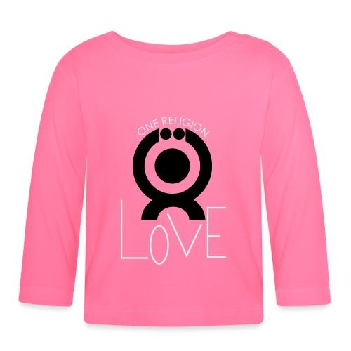O.ne R.eligion Love - T-shirt manches longues Bébé