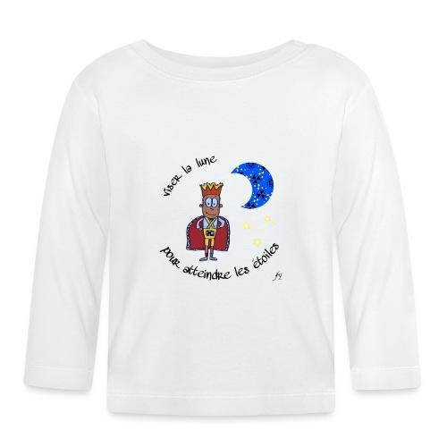 P'tit prince - T-shirt manches longues Bébé