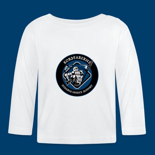 Korsfarerne - Langarmet baby-T-skjorte