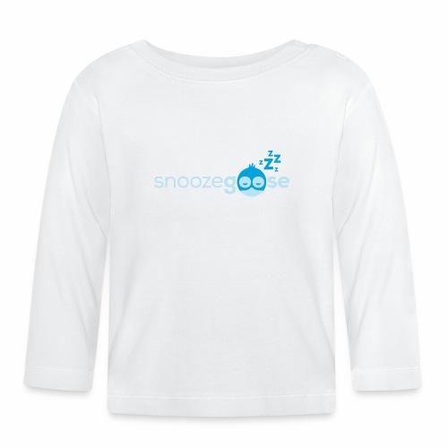 snoozegoose #01 - Baby Langarmshirt