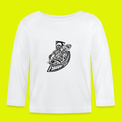 new brand warrior - Maglietta a manica lunga per bambini