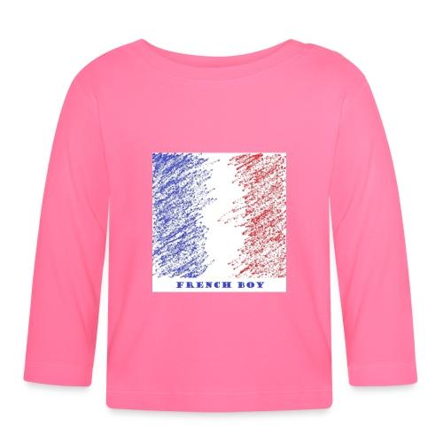 french - T-shirt manches longues Bébé