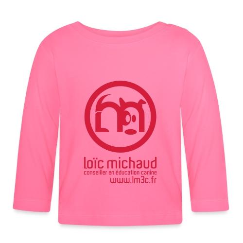LOGO lm3c - T-shirt manches longues Bébé