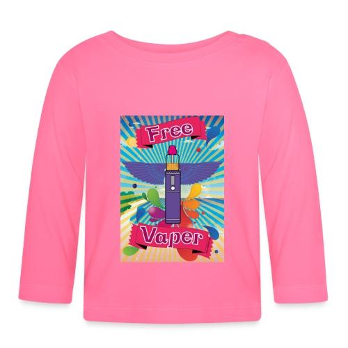 hawai png - T-shirt manches longues Bébé