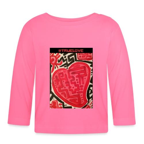 #truelove - Baby Long Sleeve T-Shirt