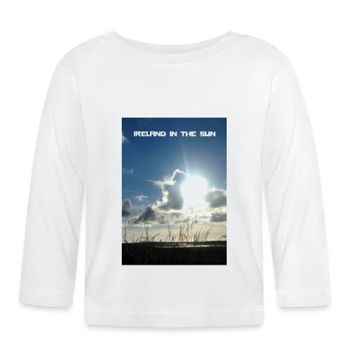 IRELAND IN THE SUN - Baby Long Sleeve T-Shirt