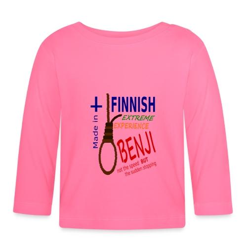 FINNISH-BENJI - Baby Long Sleeve T-Shirt