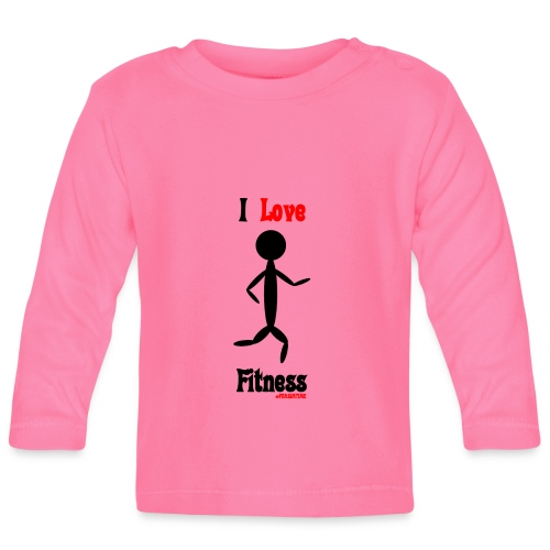 Fitness #FRASIMTIME - Maglietta a manica lunga per bambini