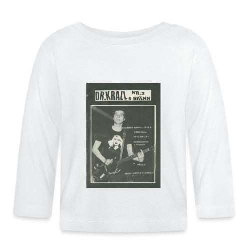 Svart Dr Krall - Långärmad T-shirt baby