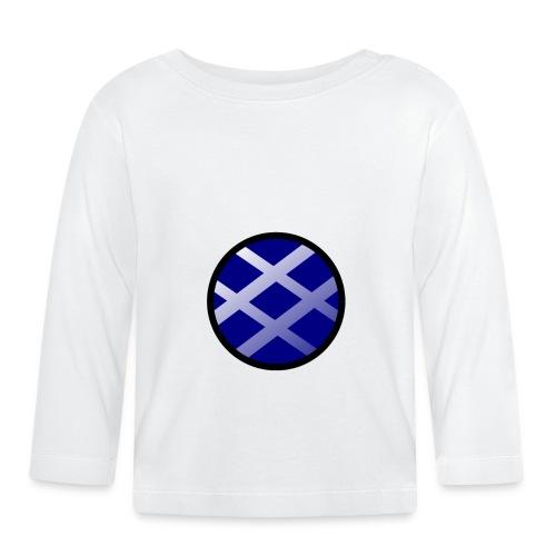 Logo církel - Baby Long Sleeve T-Shirt